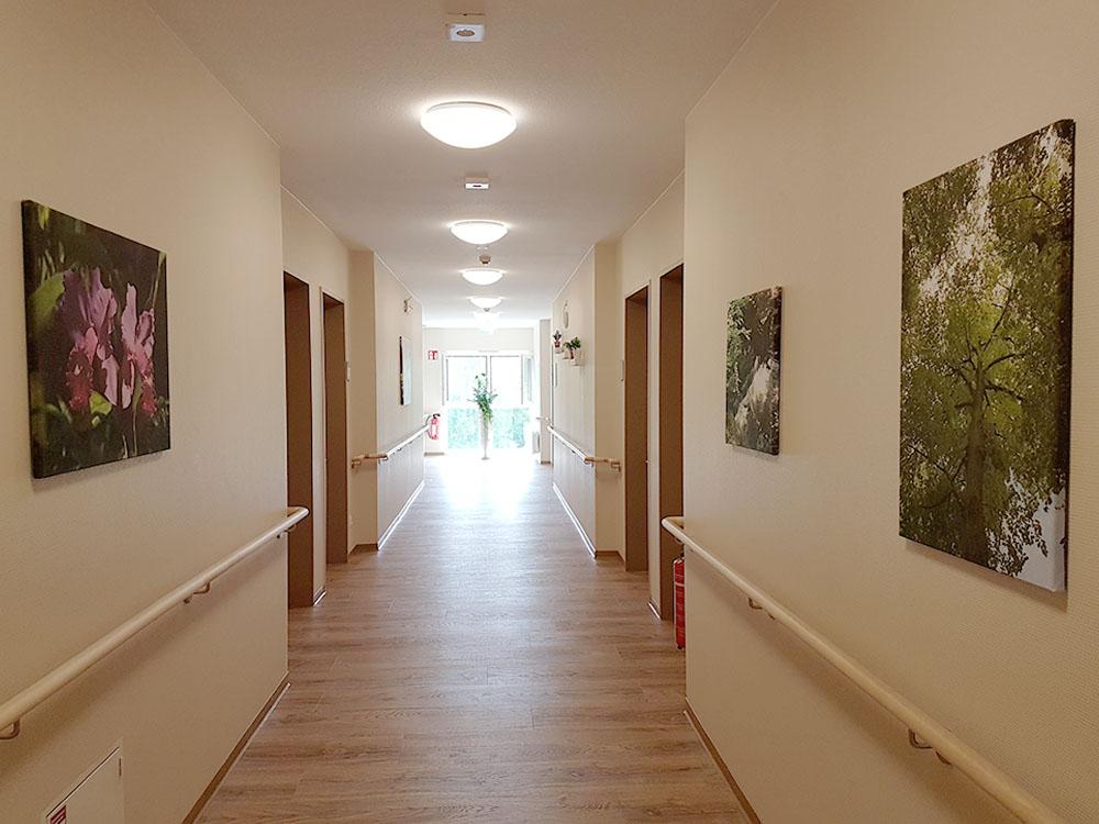 Haus Illumina - Innen